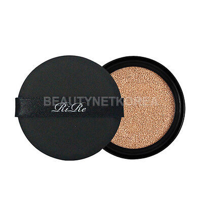 [RIRE] Glow Cover Cushion Refill [SPF50+/PA+++] 2 Color 15g / Korea Cosmetic