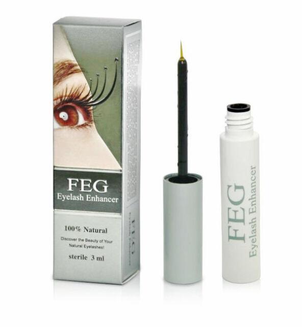 7a452b565e5 2 X FEG Eyelash Enhancer Eye Lash Rapid Growth Serum Liquid 100 Natural 3ml