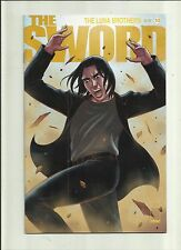 The Sword  # 10  . Image Comics