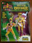 1994 Mighty Morphin Power Rangers Karate Action Trini Yellow 2205 Bandai