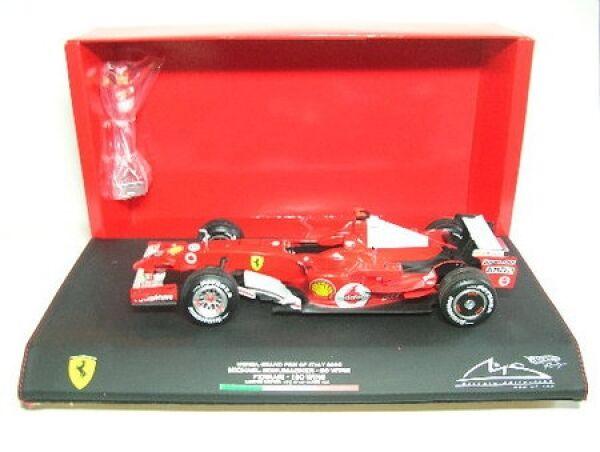 Ferrari 248 F1 no. 5 M.schumacher-monza-ms Private Collection