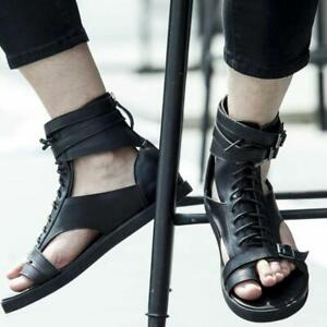 Roman Summer Mens gladiator Sandals