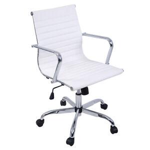 Buerostuhl-Drehstuhl-Chefsessel-Schreibtischstuhl-Computerstuhl-Stuhl-Kunstleder