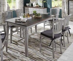 Sedie Francesi Provenzali : Set 4 sedie shabby chic country francese provenzale vintage legno