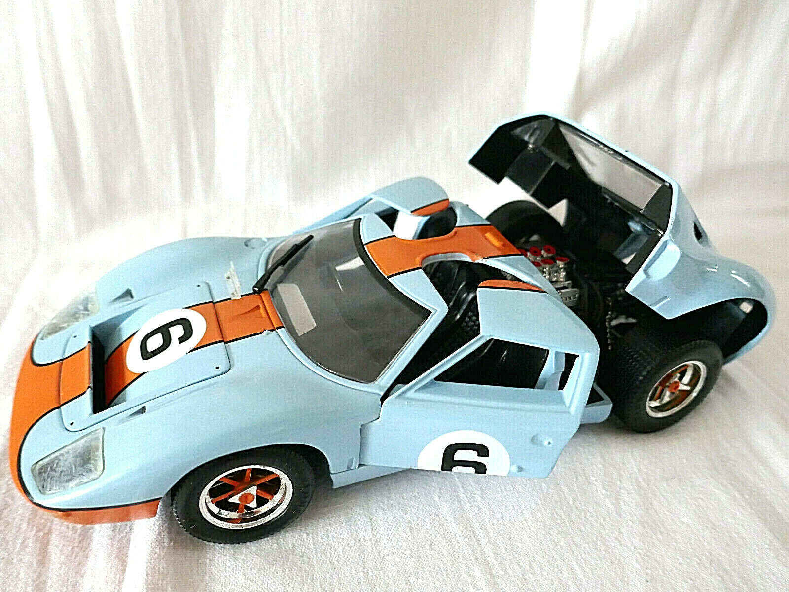 FORD GT 40 REVELL JOUEF Evolution 1 18 MODELAUTOS DIE CAST AUTO MODELLE CARS TOP