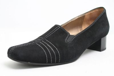 40 uk 6,5 Utmost In Convenience Creative Alexandria Pumps Schwarz Leder Gr