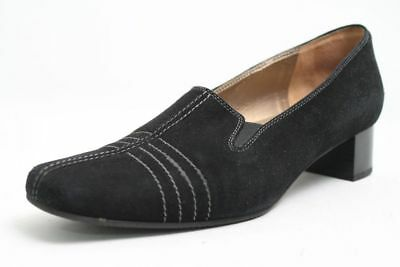 40 Creative Alexandria Pumps Schwarz Leder Gr uk 6,5 Utmost In Convenience