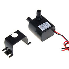 Mini DC12V Micro Brushless Water Oil Gasoline Pump Submersible 240L/H 5W Lift 3M