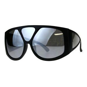 Super-Oversized-Goggle-Sunglasses-Multi-Mirror-Lens-Shield-Futuristic-Shades