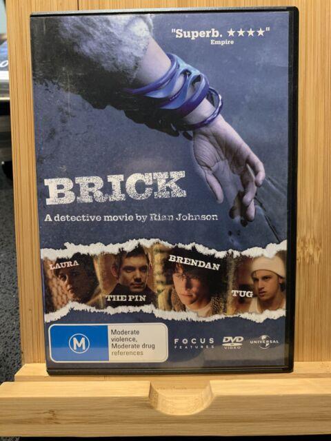 Brick DVD Region 4 - RARE