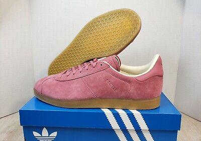 Adidas Gazelle 'Trace Maroon Gum' Men's Casual Shoes - Size 11 (BD7489)   eBay