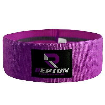 Repton Purple Hip Circle Booty Bands Set 3 bands of Level I Level II /& Level III