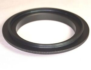 52mm-to-Nikon-F-camera-mount-adapter-Reverse-Ring-for-MACRO-Micro-BR-2-Free-Ship