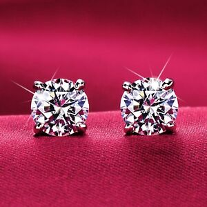 9K-GF-9CT-WHITE-GOLD-MADE-WITH-SWAROVSKI-CRYSTAL-EARRINGS-STUD-8MM