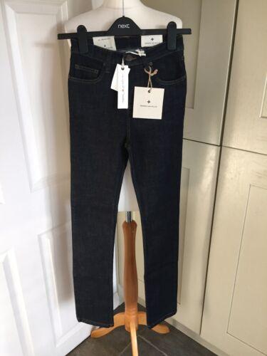 """BNWT Trendy Imogene /& Willie Mid-rise Reg Slim Jeans size UK 24"""" Waist RRP £170"""