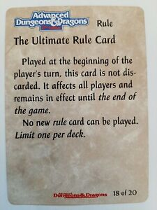 Spellfire-The-Ultimate-Rule-Card-chase-18-Powers