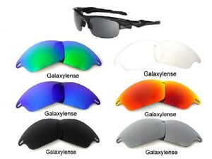 Galaxy-Replacement-Lenses-For-Oakley-Fast-Jacket-Sunglasses-Multi-Color