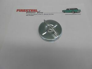 1955-1956-1957-Chevy-27-118-GAS-CAP-Original-Style-Not-Vented-amp-Non-Locking