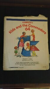 Compute-Books-034-Kids-and-the-Commodore-64-034-User-039-s-Guide-Manual-Basic-Programming