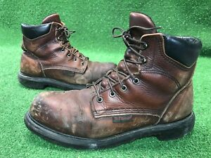 76fb0b4d2e8 Red Wing 2406 Waterproof Leather boots Men size 11.5 Electrical ...