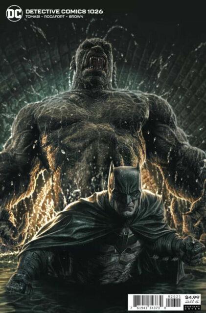 Detective comics #1026 BERMEJO Variant Batman Joker War DC 1st Print 2020 NM