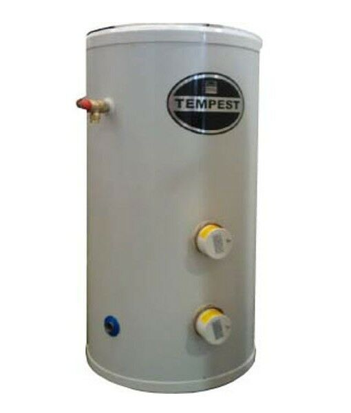 Telford Tempest Unvented Hot Water Cylinder 125 Litre Direct | eBay
