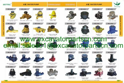 1C010-73430 1C010-73032 Water Pump FITS For Kubota Engine V3800 V3600 V3300,NEW