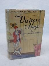 Alice Grant Rosman  VISITORS TO HUGO  Minton, Balch & Company  3rd Printing 1929