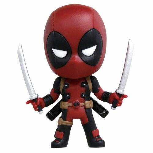 Takara Tomy Marvel Deadpool orechan Mini Boneco versão Batalha Coleção