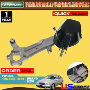 Front Windshield Wiper Linkage Assembly for Mercedes-Benz W202 C220 C230 C280 C36 C43 AMG