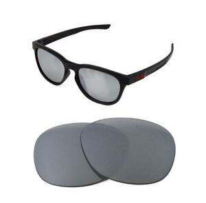 53f0c2ba3e Image is loading NEW-POLARIZED-REPLACEMENT-SILVER-ICE-LENS-FOR-OAKLEY-