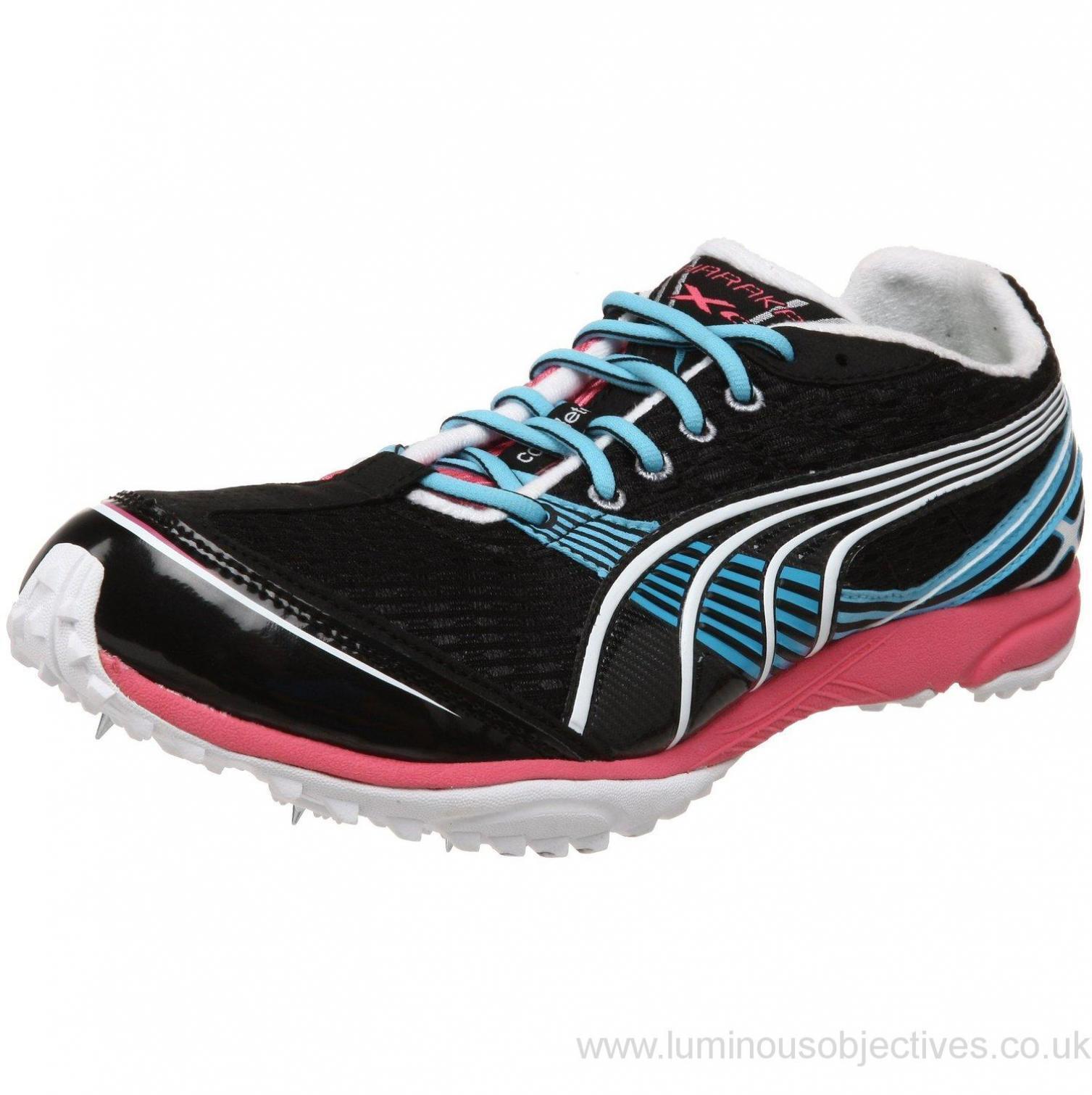 shoes athletics Junior Puma Full Haraka XCS W Nails Pointure 36