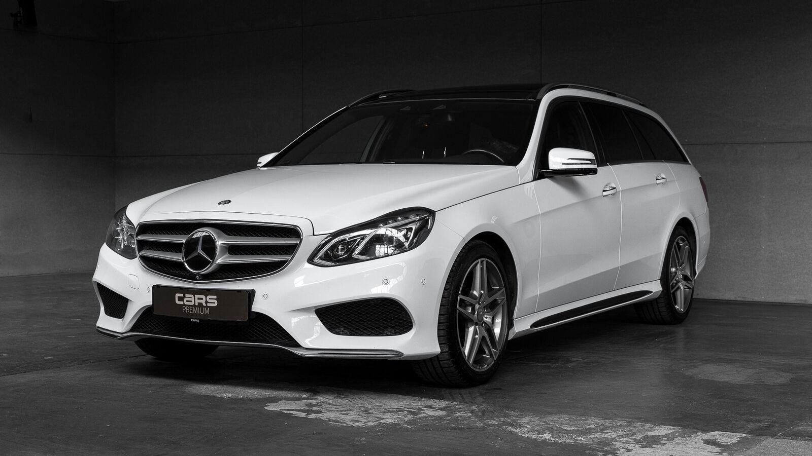 Mercedes E350 3,0 BlueTEC stc. aut. 4-M 5d - 2.950 kr.