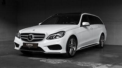 Annonce: Mercedes E350 3,0 BlueTEC stc. ... - Pris 0 kr.