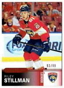 2019-20-OVERTIME-RED-RILEY-STILLMAN-ROOKIE-92-99-FLORIDA-PANTHERS-163