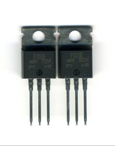 2-x-TRANSISTORS-IRF1010E-LOW-Ron-HIGH-POWER-MOSFET-60-V-84-A-12-mOhm