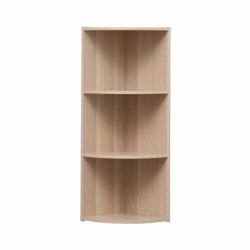IRIS USA Inc Corner Bookcase