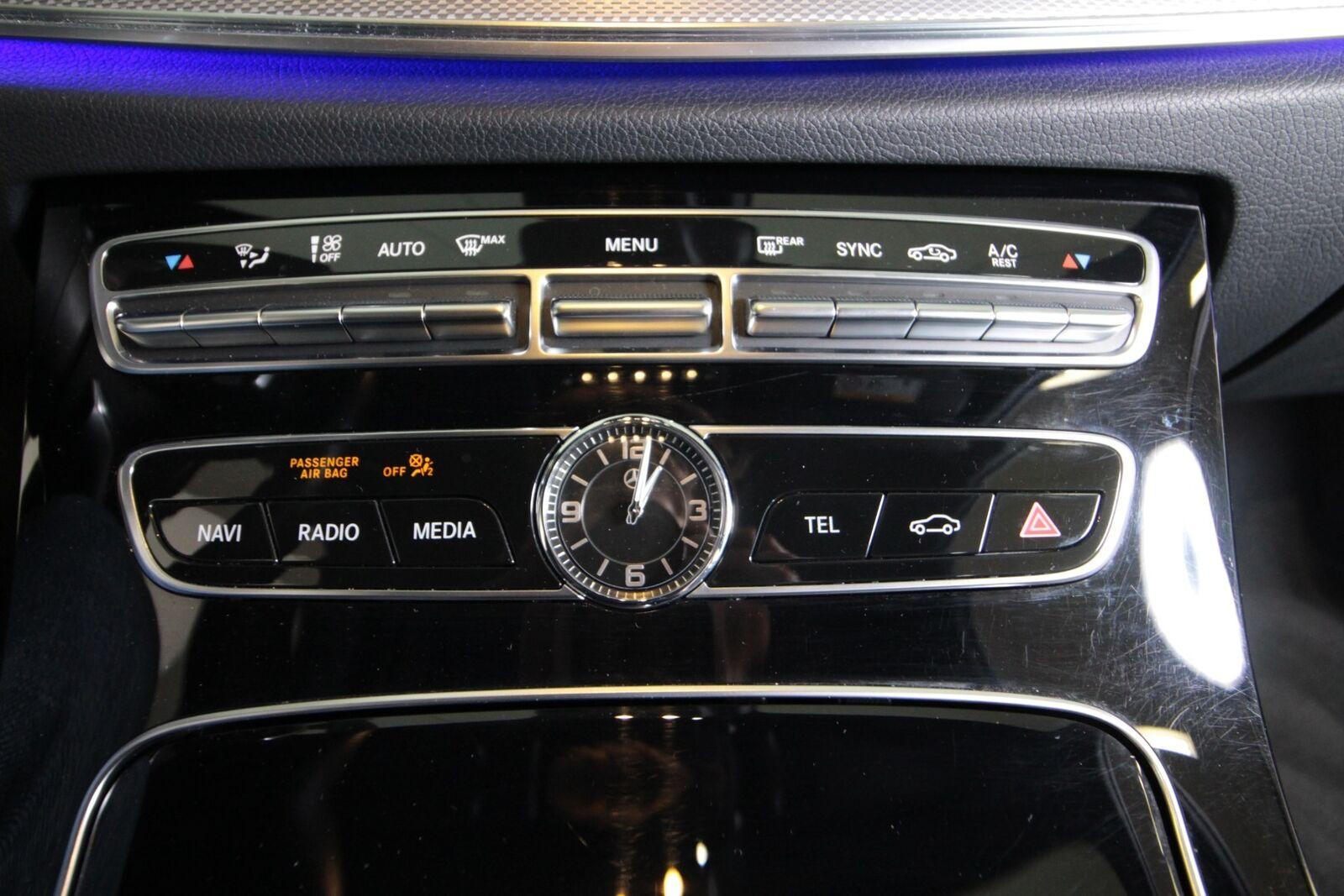 Mercedes E350 d AMG Line aut.