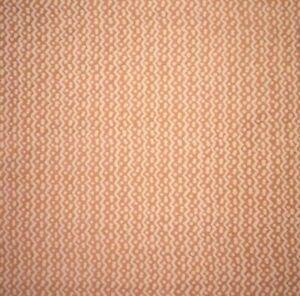 FORTUNY Tapa w/o stripes Apricot Monotones printed cotton Venice remnant II new