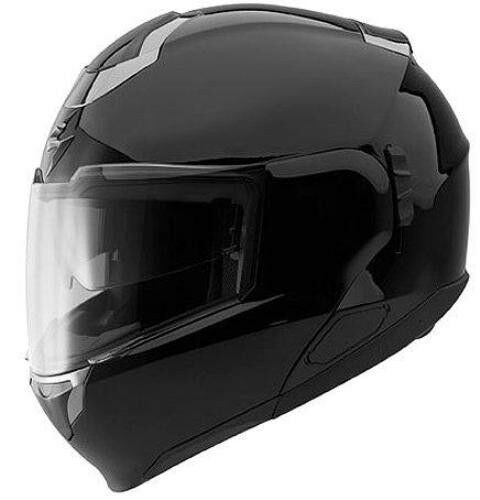 Scorpion Solid EXO-900 Street Bike Racing Motorcycle Helmet - Black /2X-Large