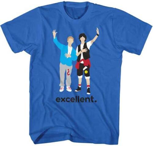 Bill /& Ted/'s Movie Excellent Adult T Shirt