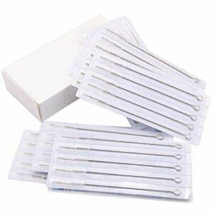 Tattoo-Needles-Set-Black-Rotary-CINRA-Disposable-Sterile-Bugpin-Mag-50pcs