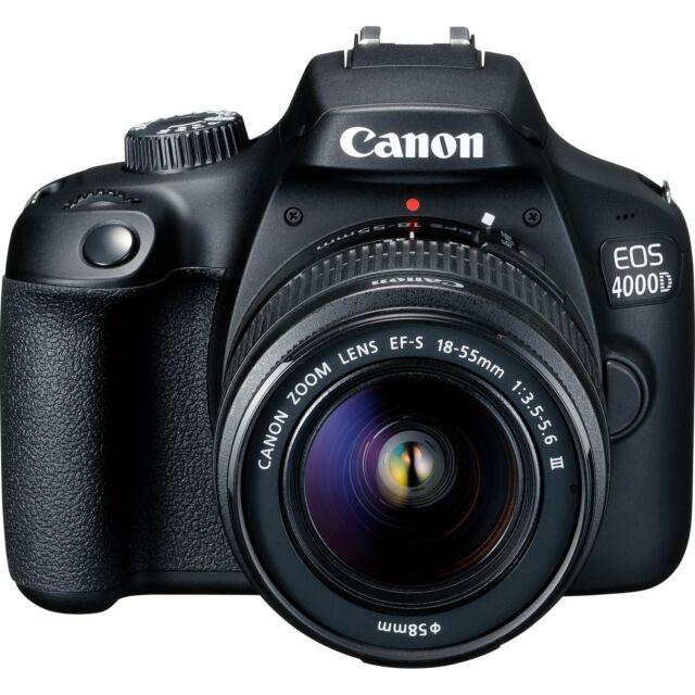 Canon EOS 4000D Kit 18-55 DC III