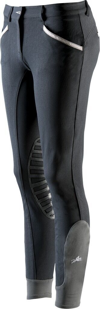 """EQUIT'M """"Ribbon  Reithose Silikonbesatz Silikonbesatz Silikonbesatz Turnierhose Herren Damen 25% rotUZIERT    Ausgezeichnet (in) Qualität    Lebhaft    Verpackungsvielfalt  1f9775"""