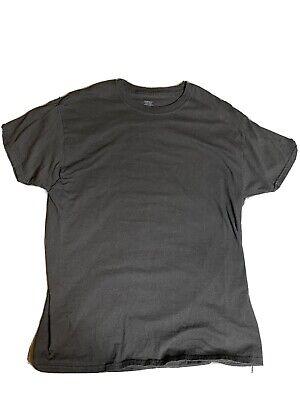 Hanes Comfortsoft Plain Crewneck Short Sleeves T-Shirt