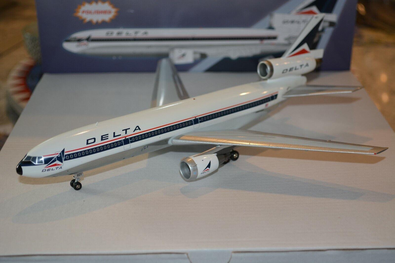 BBOX 1 200 Delta Airlines DC-10-10  Widget , , , Polished Belly, N601DA, NIB a71e3b
