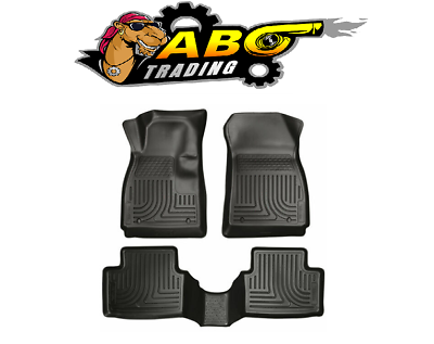 Husky Liners 98291 WeatherBeater Front /& 2ND Seat Floor Liners for Chevy Sonic