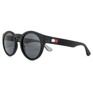 4af718e1 Tommy Hilfiger Sunglasses TH 1555/S 08A IR Black Grey 716736019802 ...