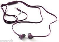 Original Htc 3.5mm Stereo Headset Headphone Earphone Mic For Htc Phones