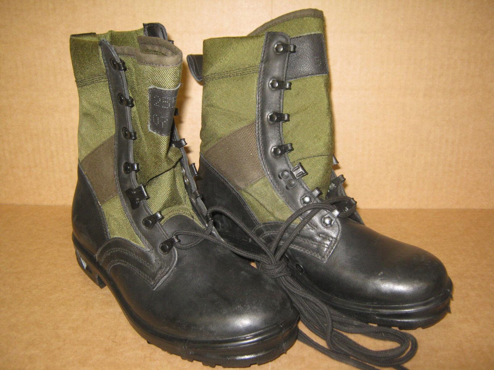 Orig. BW botas DE COMBATE Tropical Caliente húmedo NUEVO